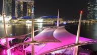 HD Timelapse - Singpore city