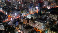 Timelapse : Tokyo city in Japan