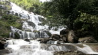 HD Time-lpase: Tropical Waterfall