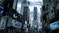 Times Square at day time, Manhattan, New York, USA