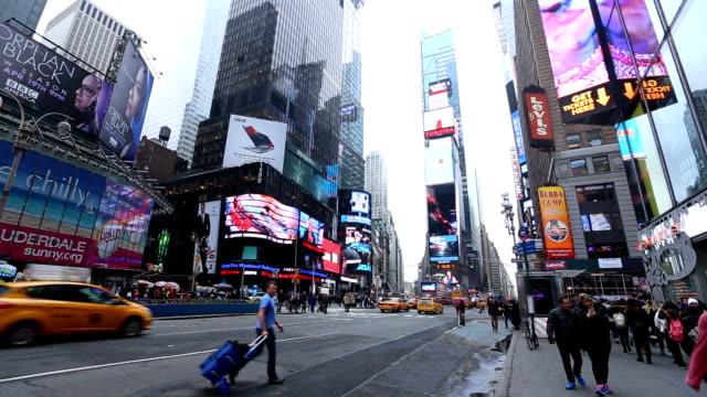 HD VDO : Times Square, New York City
