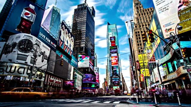 Times Square timelapse VETTA