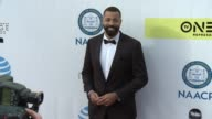 Timon Kyle Durrett at 48th NAACP Image Awards at Pasadena Civic Auditorium on February 11 2017 in Pasadena California