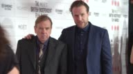 Timothy Spall Rafe Spall at The Moet British Independent Film Awards 2014 at Old Billingsgate Market on December 07 2014 in London England