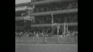 'Latest from Ascot Ascot EngStyles feature opening of famous race courseincidentally the 'Stakes ' end in dead heat first in 100 years' / Pan MS...