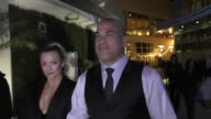 INTERVIEW Tito Ortiz Amber Nichole Miller talk about possible Manny Pacquiao vs Conor McGregor fight outside the John Wick 2 Premiere at ArcLight...