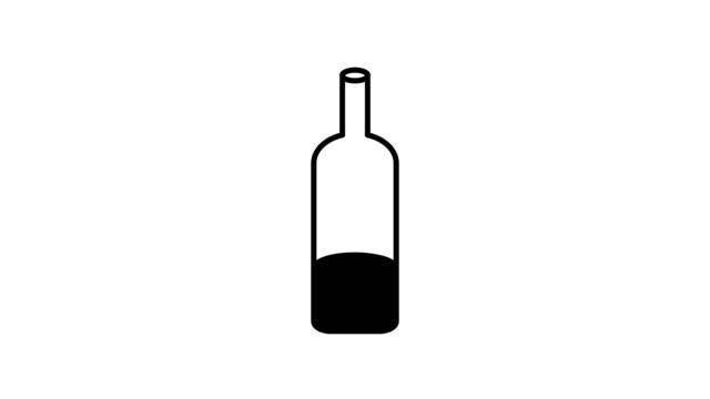 BOTTLE BACKGROUND : to floor three bottles (LOOP)