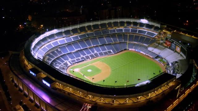Empty Yankee Stadium At Night Yankee Stadium Videos ...