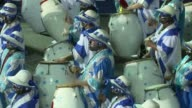 To the beat of popular music and the sound of drums carnival groups and bands make their first appearance at the opening of the popular Uruguayan...