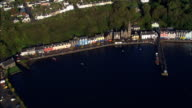 Tobermory  - Aerial View - Scotland, Argyll and Bute, United Kingdom