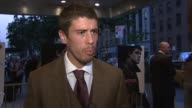 Toby Kebbell on how he feels to be at the premiere his role in the film tonight how he prepared for the role and the film if he's always enjoyed...