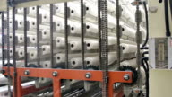 Toilet roll manufacturing plant