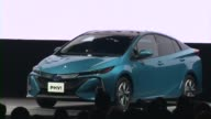 Toyota Motor Corp on Wednesday began selling in Japan a fully redesigned Prius plugin hybrid car with enhanced ecofriendly performance enabling it to...