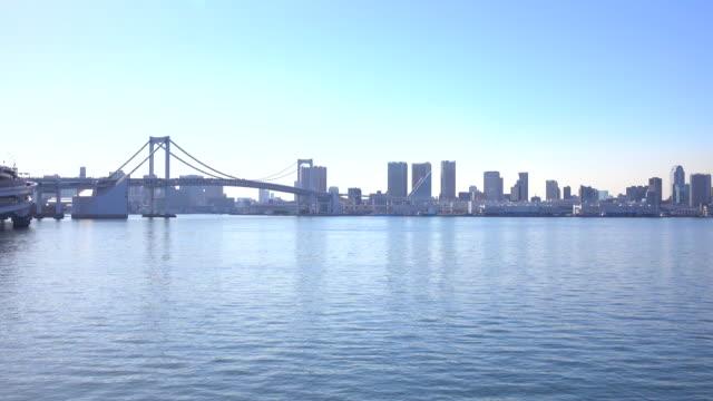 Tokyo Rainbow Bridge -4K-