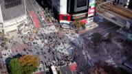 Tokyo Shibuya-Kreuzung