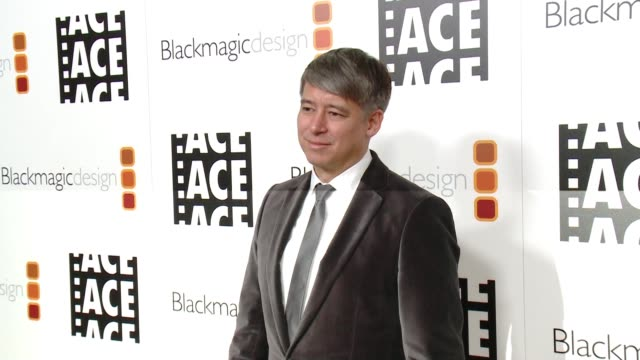 Tom Cross at 67th Annual ACE Eddie Awards in Los Angeles CA