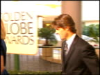 Tom Cruise at the 1997 Golden Globe Awards at the Beverly Hilton in Beverly Hills California on January 19 1997