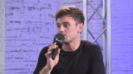 INTERVIEW Tom Daley on being an adrenaline junkie ambitions for the Winter Olympics at Build Series London Tom Daley at AOL London on January 11 2017...