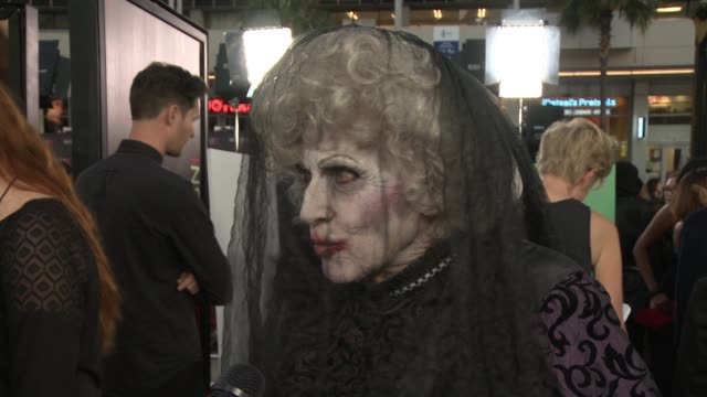 """INTERVIEW - Tom Fitzpatrick on playing The Black Bride at """"Insidious ..."""