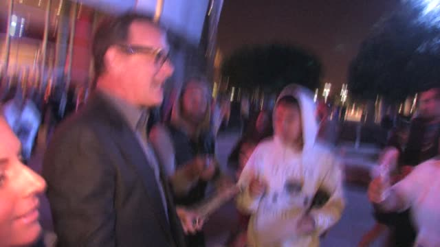 Tom Hanks at STAPLES Center in Los Angeles on 4/20/2011