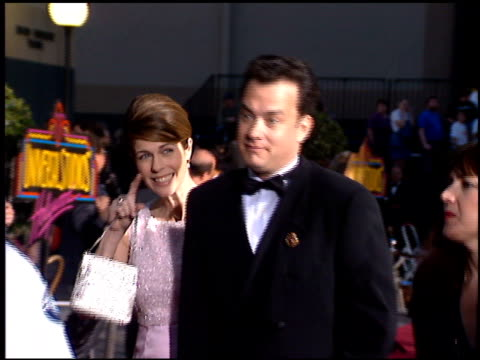 Tom Hanks at the 1996 People's Choice Awards at Universal Studios in Universal City California on March 10 1996