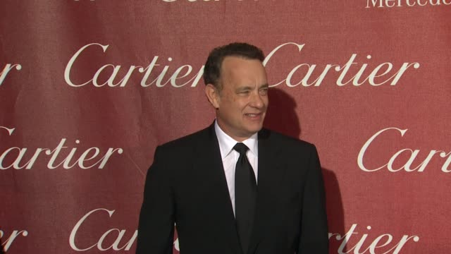 Tom Hanks at The 23rd Annual Palm Springs International Film Festival Awards Gala on 1/7/2012 in Palm Springs CA