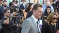 Tom Hiddleston arriving to the 51st Academy Of Country Music Awards at MGM Grand Hotel Casino in Las Vegas in Celebrity Sightings in Las Vegas