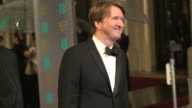 Tom Hooper at EE British Academy Film Awards 2013 Red Carpet Arrivals at The Royal Opera House on February 10 2013 in London England
