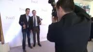 Tom McCarthy Josh Singer at Piaget at the 2016 Film Independent Spirit Awards in Los Angeles CA