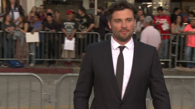 Tom Welling at 'Draft Day' Los Angeles Premiere at Regency Village Theatre on April 07 2014 in Westwood California