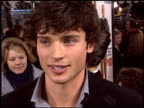 Tom Welling at the 'Cheaper by the Dozen' Premiere at Grauman's Chinese Theatre in Hollywood California on December 14 2003