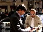 Tom Welling heading in to the Regis and Kelly Show in New York 05/06/11