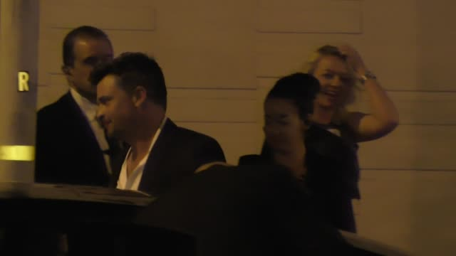 Tom Welling outside FOX Party at Catch Restaurant in West Hollywood in Celebrity Sightings in Los Angeles