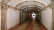 Tomar, Convent of the Order of Christ (Convento de Cristo), Noviciate corridor
