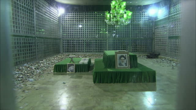Non Muslim Perspective On The Revolution Of Imam Hussain: Ws Zi Tombs Of Ruhollah Musawi Khomeini And Ahmad Khomeini