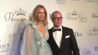Tommy Hilfiger and Dee Hilfiger at the 2016 Princess Grace Awards Gala at Cipriani 25 Broadway on October 24 2016 in New York City