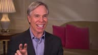 Tommy Hilfiger on if he was a fan of American Idol and how he was approached to be on the show at American Idol Announces Iconic Designer Tommy...