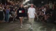 CLEAN Tommy Hilfiger September 2016 New York Fashion Week at Pier 16 South Street Seaport on September 09 2016 in New York City
