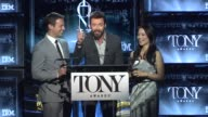 Tony Award Nominations at Paramount Hotel on April 29 2014 in New York City