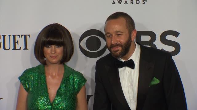 Tony Awards at Radio City Music Hall on June 08 2014 in New York City