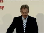 Tony Blair Muslim Conference speech I draw four lessons from these and other similar examples Firstly that the role of theology and philosophy is...