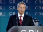 Tony Blair speech at CBI conference Now even dare I say it this is a pretty bold statement to make in the light of the publicity of the last few...