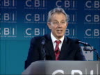 Tony Blair speech at CBI conference Now how do we sum all this up / I think that over the past 10 years there has been a significant amount of change...