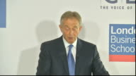 Tony Blair speech to the CBI Tony Blair speech SOT However there are higher reasons of State why membership of the EU is emphatically in the national...