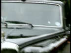 Tony Blair spends the weekend with Queen SCOTLAND Balmoral EXT Car carrying Prime Minister Tony Blair wife Cherie Blair along past PAN Line of...