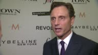 INTERVIEW Tony Goldwyn on what he is wearing he is cohosting on why fashion media is so important on shooting his show Scandal at The Daily Front Row...