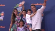 Tony Gonzalez at Nickelodeon Kids' Choice Sports Awards 2015 at Pauley Pavilion on July 16 2015 in Los Angeles California