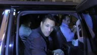 INTERVIEW Tony Gonzalez on Ezekiel Elliott and Roger Goodell outside Craig's in West Hollywood at Celebrity Sightings in Los Angeles on September 08...