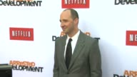 Tony Hale at Netflix's Arrested Development Season Four Los Angeles Premiere 4/29/2013 in Hollywood CA