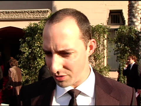 Tony Hale on 'Arrested Development' and remembering getting his SAG card at the 2005 Screen Actors Guild SAG Awards Interviews at the Shrine...